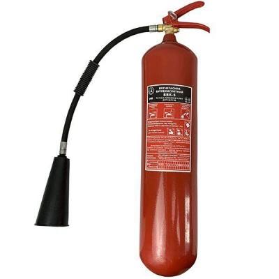 ВВК-5 (ВВ-7) огнетушитель углекислотный переносной